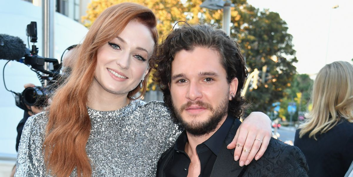 "Kit Harington Gushes over Sophie Turner: ""I Love That Girl to My Very Bones"""