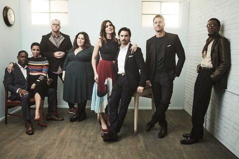 NBCUniversal Press Tour - 2017