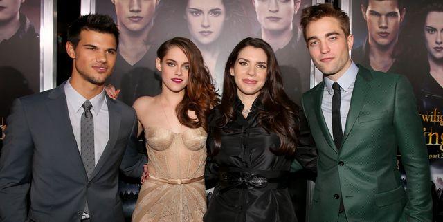 "premiere of summit entertainment's ""the twilight saga breaking dawn   part 2""   red carpet"