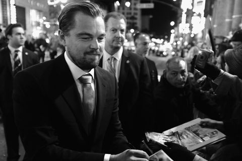 """an alternative view of the premiere of 20th century fox and regency enterprises' """"the revenant"""""""