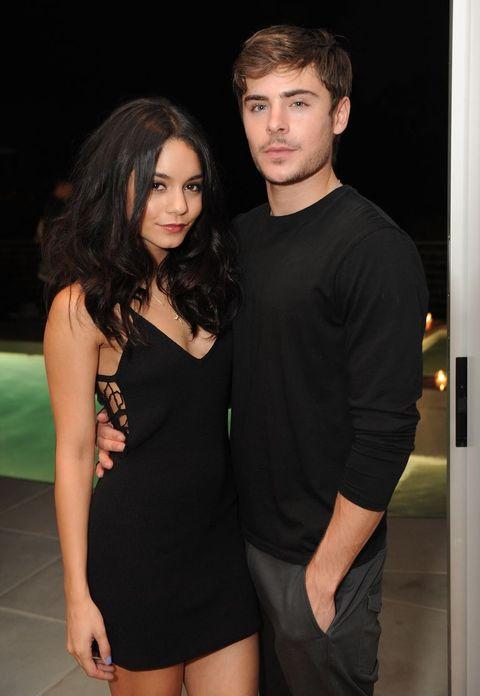 Vanessa hudgens and zac efron still dating who is david muir dating