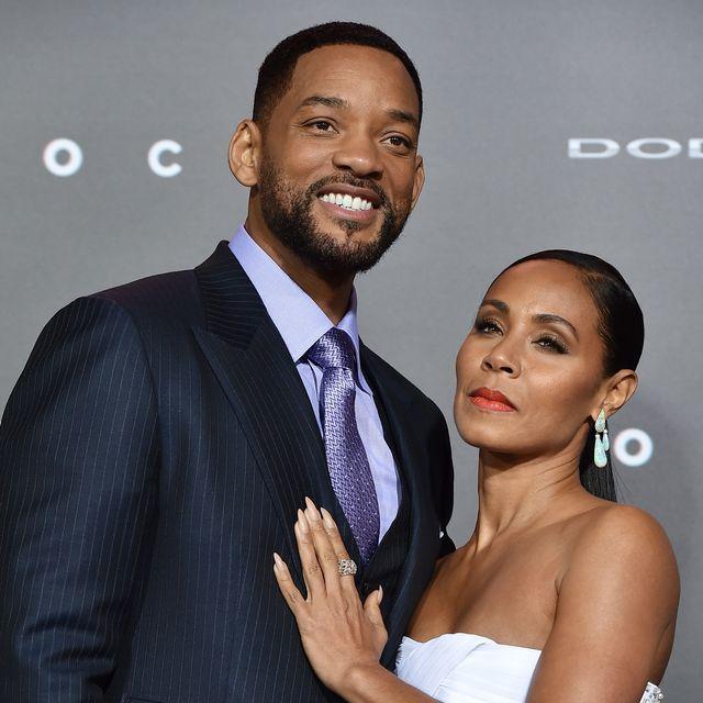 "Will Smith & Jada Pinkett Smith ""Shielded"" Kids from Marital Woes"