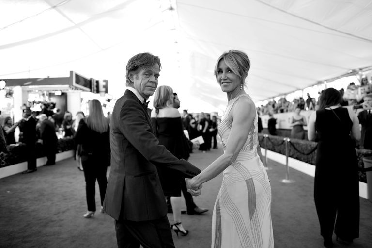 The couple at the 2017 SAG Awards.