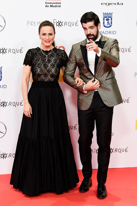 red carpet   'jose maria forque' awards 2021
