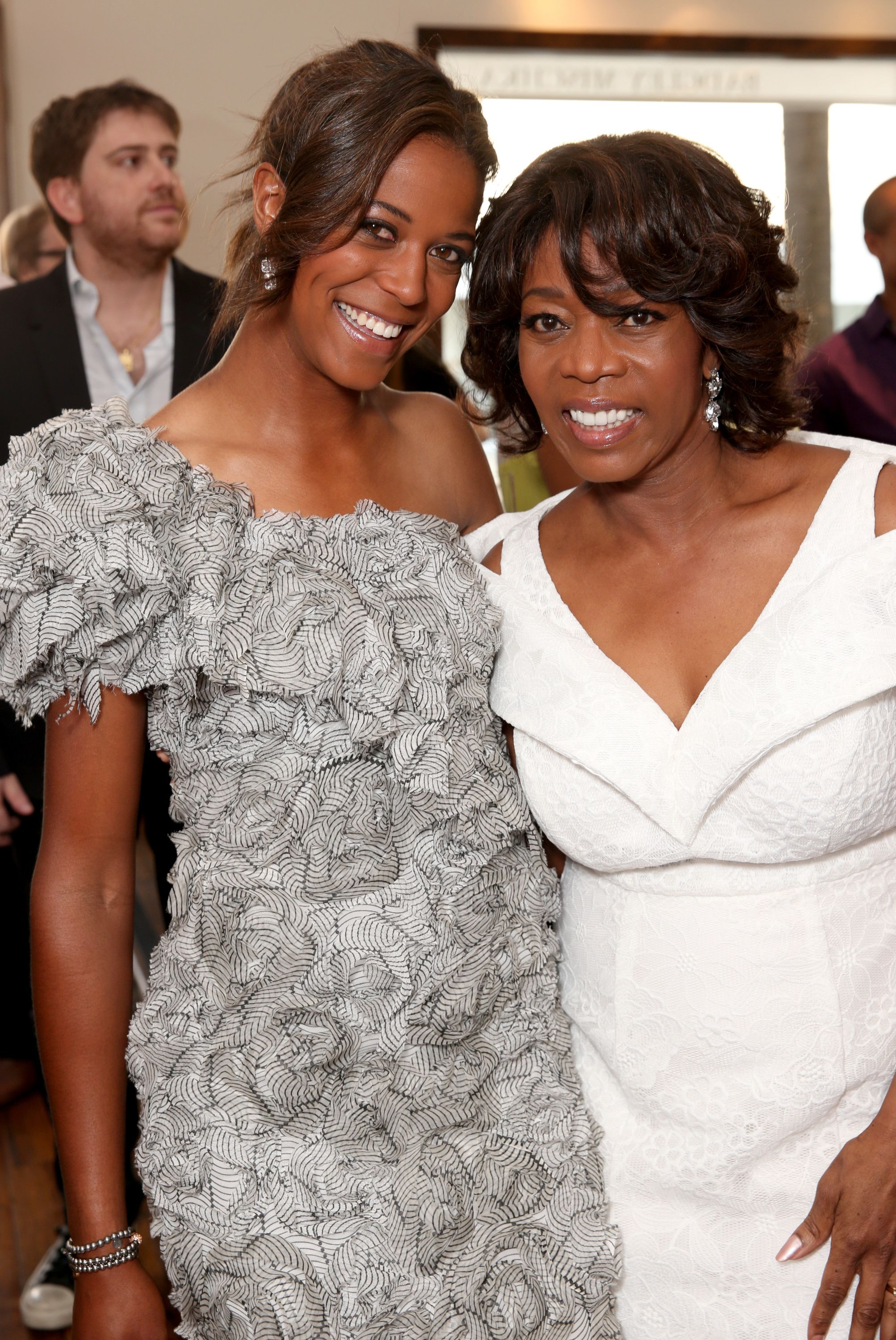 Alfre Woodard's daughter Mavis Spencer left the prospect of Hollywood behind to pursue a career as a professional equestrian. But prior to that, she was Miss Golden Globe for the 2010 ceremony.