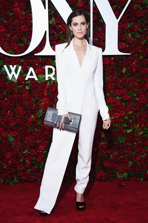 allison williams 2016 Tony Awards - Arrivals