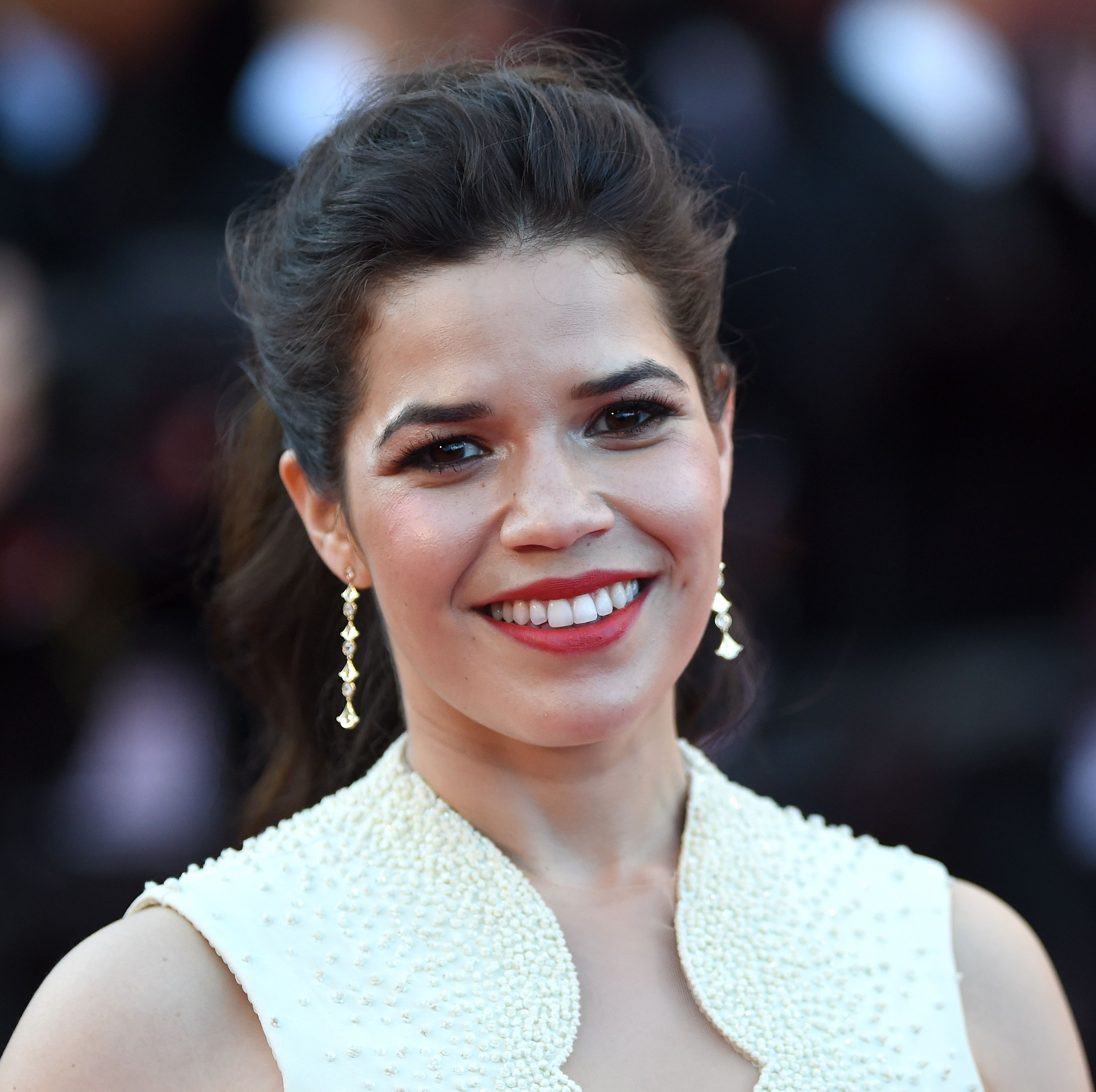 America Ferrera Reveals Why She Doesn't Weigh Herself Anymore
