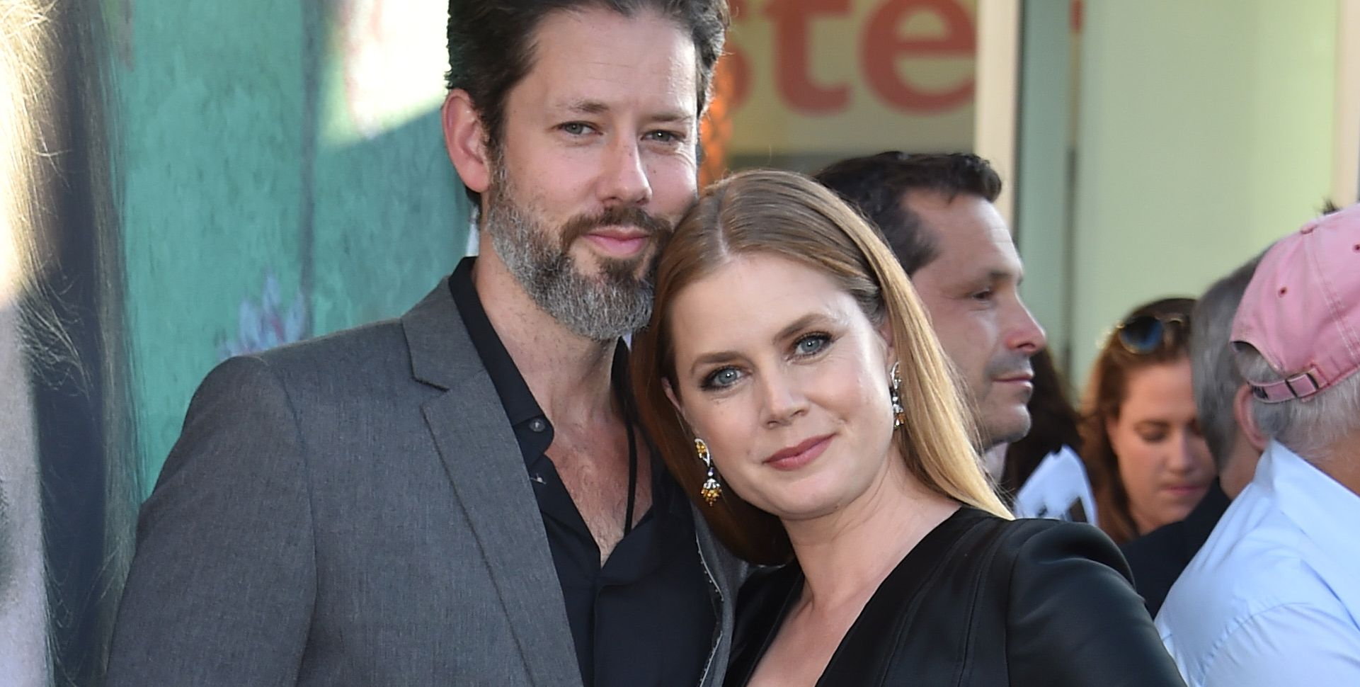 Amy Adams And Husband Darren Le Gallo Have The Cutest Relationship
