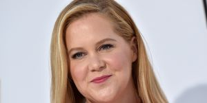 "Amy Schumer at World Premiere Of ""I Feel Pretty"""