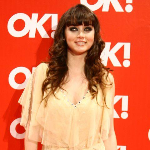 martina klein attends ok magazine spain launch party