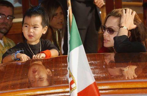 61st Venice Film Festival: Angelina Jolie