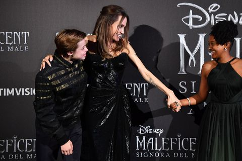 ITALY-US-ENTERTAINMENT-FILM-MALEFICENT-PREMIERE