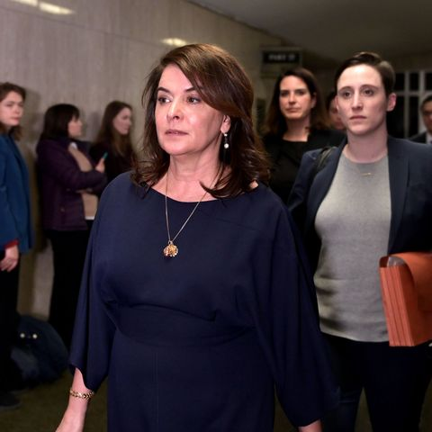 US-ENTERTAINMENT-ABUSE-TRIAL-Weinstein