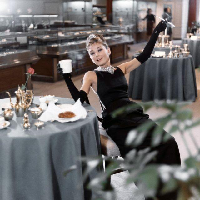ティファニーで朝食を
