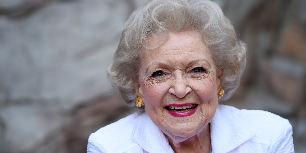 5bbafc1bd Betty White Turned 97 and Everyone Is Celebrating