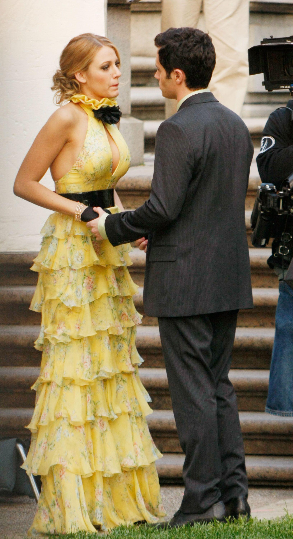 Celebrity Sightings in New York City - April 30, 2008