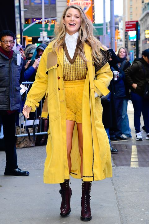 Celebrity Sightings In New York City - January 28, 2020