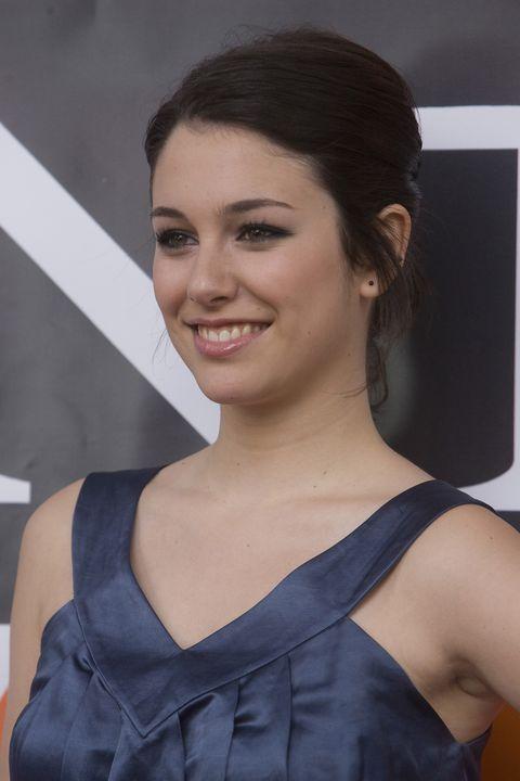 """Blanca Suárez en """"El Internado"""" 2008"""