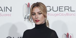 Blanca Suarez Presents 'RougeGby Blanca Suarez' in Madrid