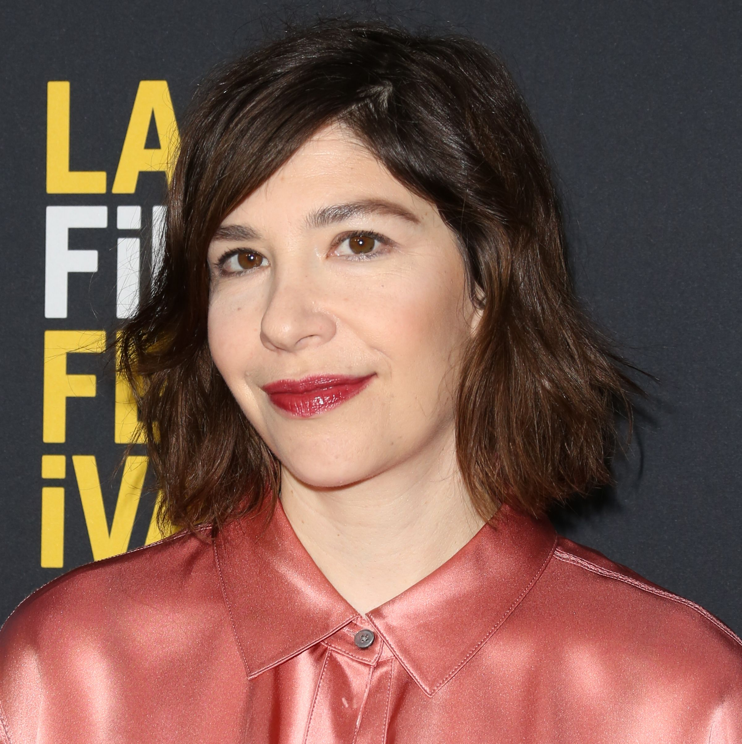 """""""Sometimes I feel like it's a lifelong struggle."""" """"Sometimes I feel like it's a lifelong struggle…I try to not isolate myself as much. It is really hard. People that are sensitive, you just feel too porous sometimes. There's this inertia that sets in, and it's hard to get out of bed,"""" Carrie Brownstein said in an October 2015 with Pitchfork about her memoir, Hunger Makes Me a Modern Girl ."""