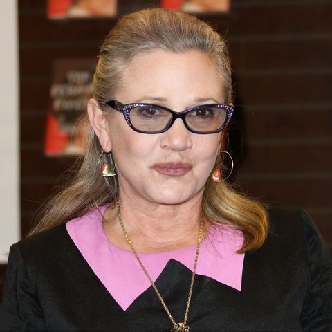 Carrie Fisher Book Signing For 'The Princess Diarist'