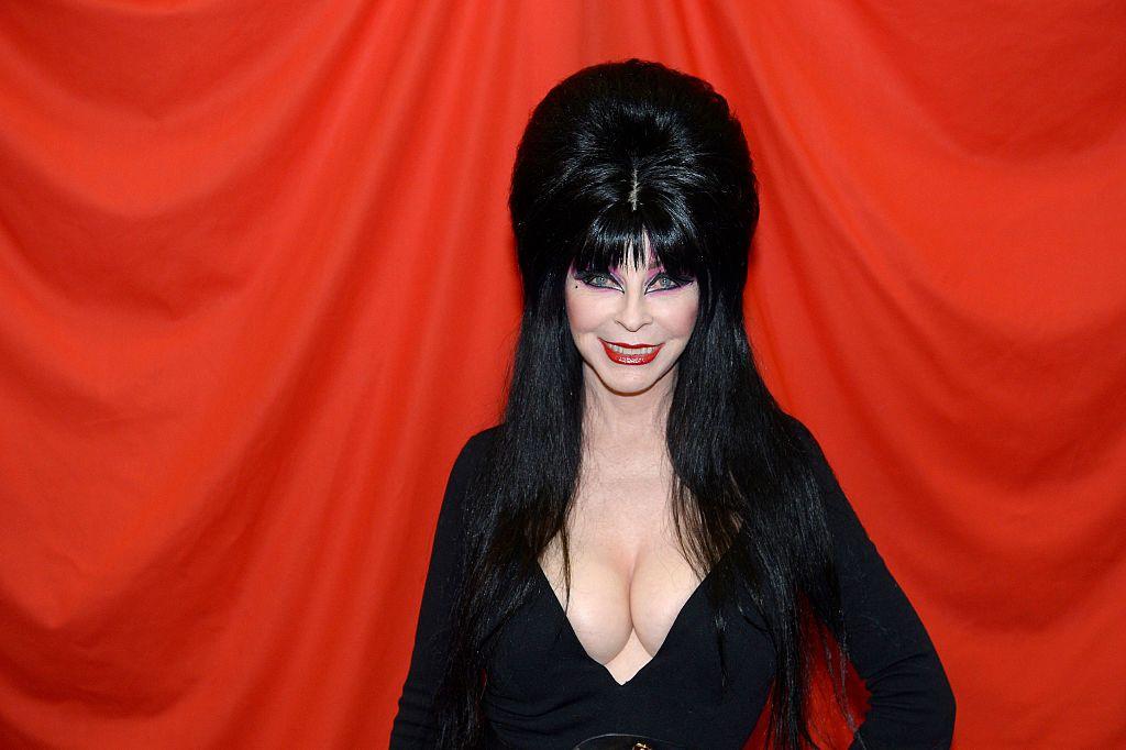 Spooky Beauty Secrets From Elvira, the Original Mistress of the Dark