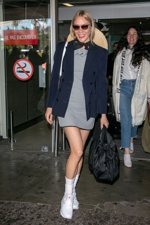 Chloe Sevigny (クロエ・セヴィニー)Celebrity Sightings At Nice Airport - The 72nd Annual Cannes Film Festival