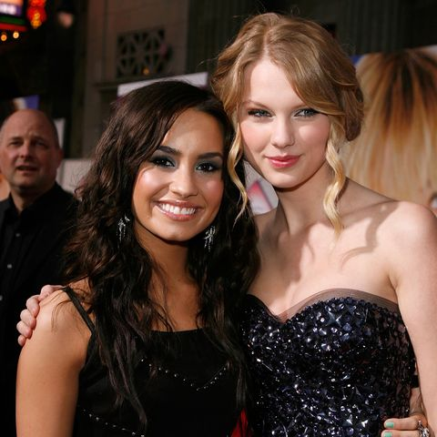 Demi Lovato Responds To Taylor Swift Vma Shade Accusations