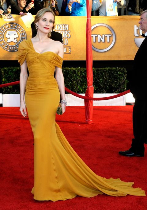 TNT/TBS Broadcasts The 16th Annual Screen Actors Guild Awards - Arrivals
