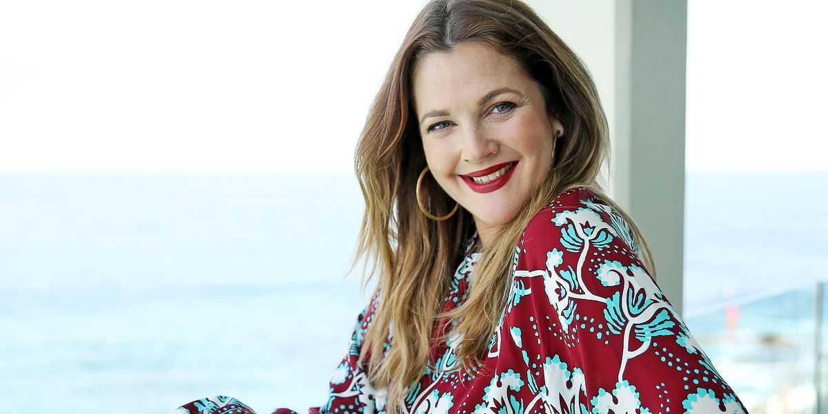 Drew Barrymore Says This Anti-Aging Product Is Her Secret to Baby-Smooth Skin