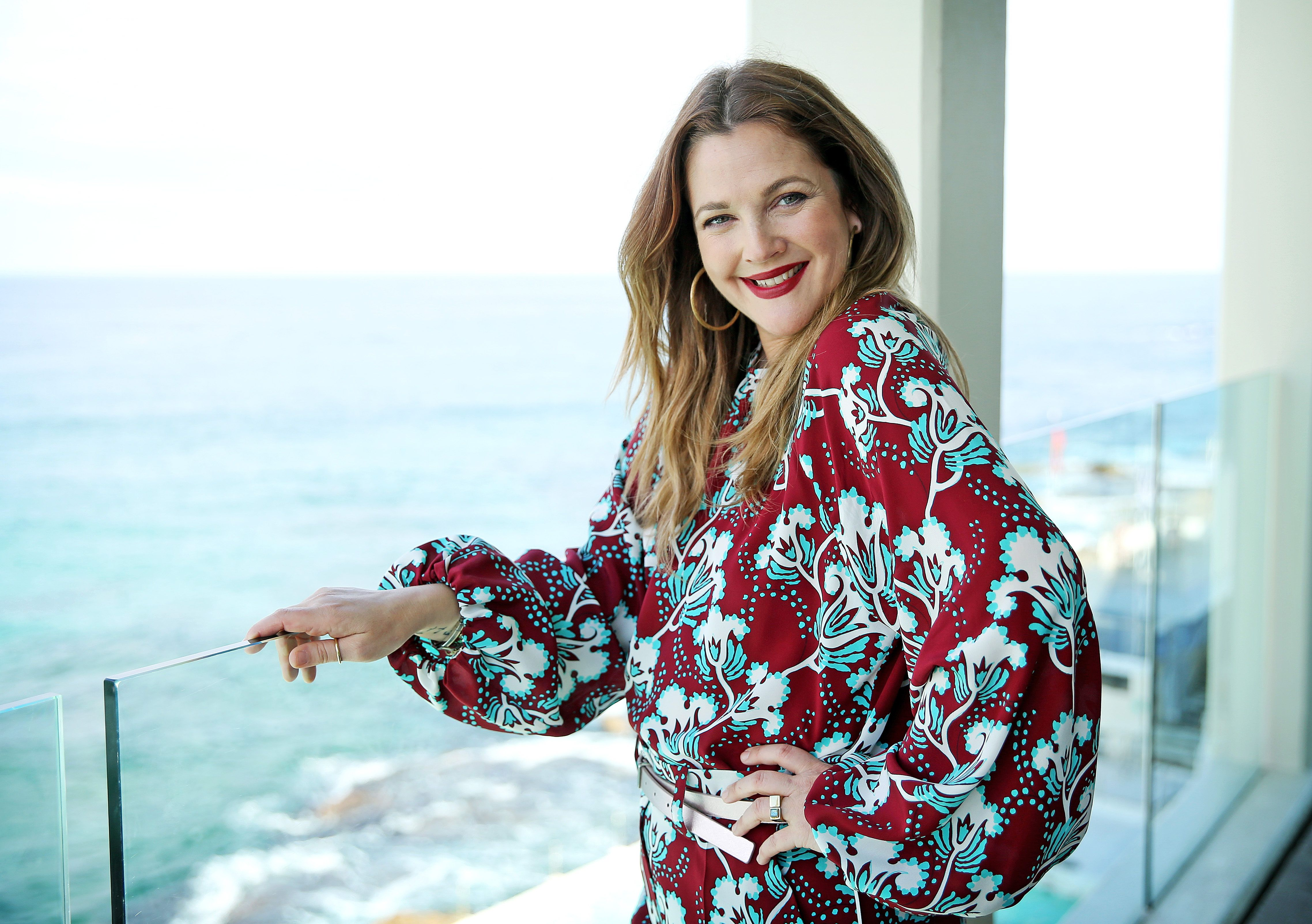 Drew Barrymore's Trainer Just Dished On How The Star's Staying Fit At 45
