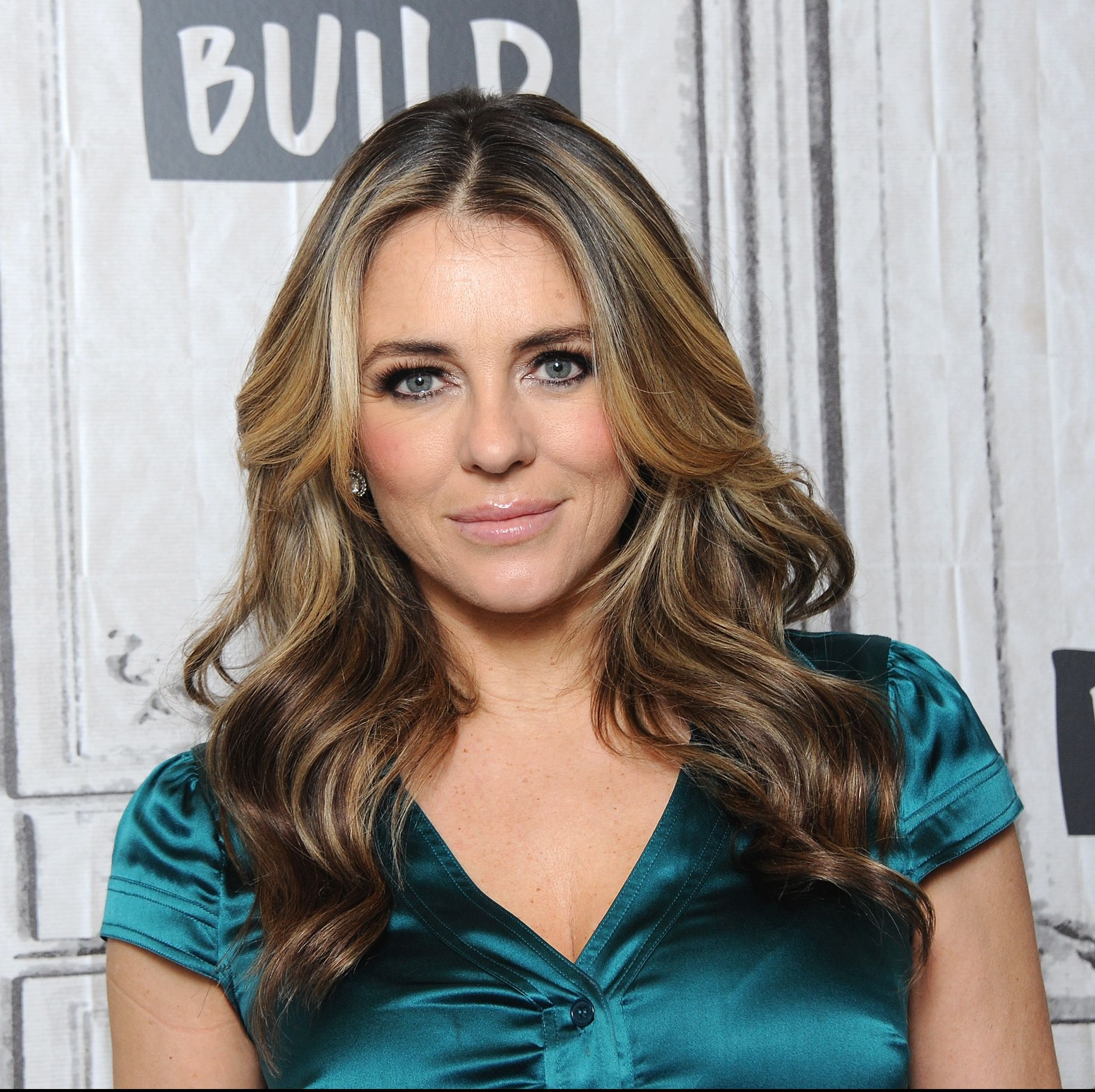 Elizabeth Hurley's Abs Look Incredible in This Bikini Photo She Posted on Instagram