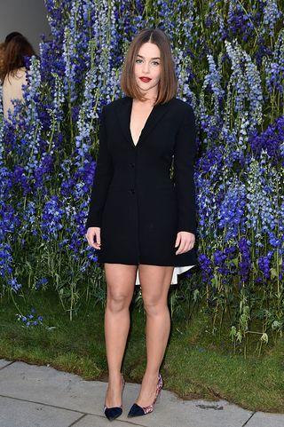 Christian Dior : Front Row Guests - Paris Fashion Week Womenswear Spring/Summer 2016