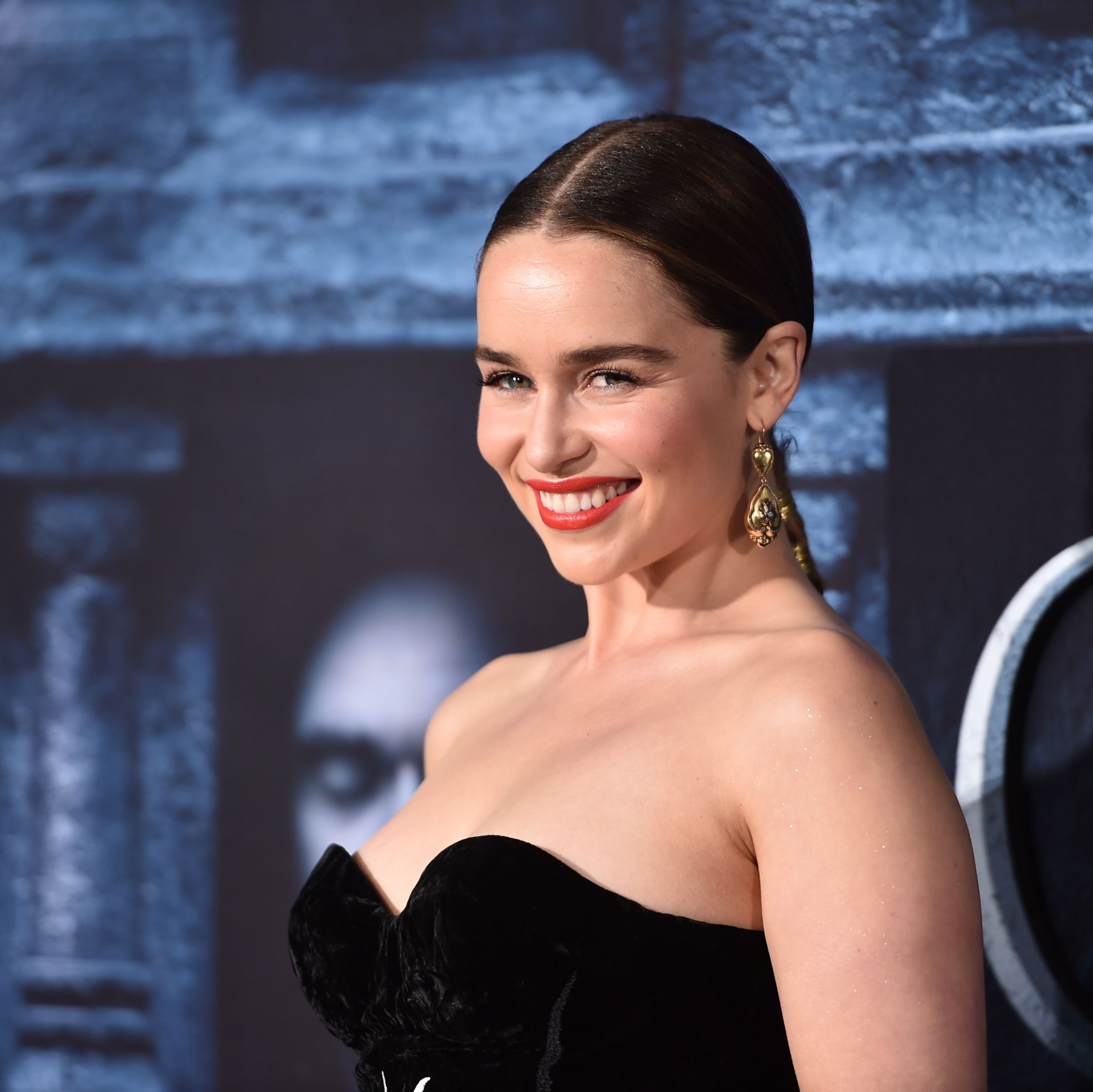 "Emilia Clarke says she's been pressured to film nude scenes after ""Game of Thrones"""