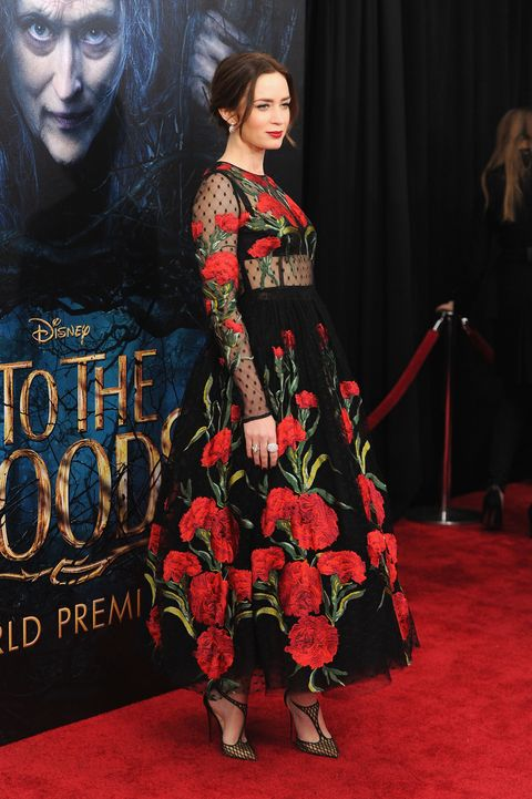 """into the woods"" world premiere   inside arrivals"