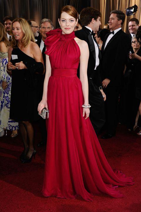 Academy Awards Emma Stone