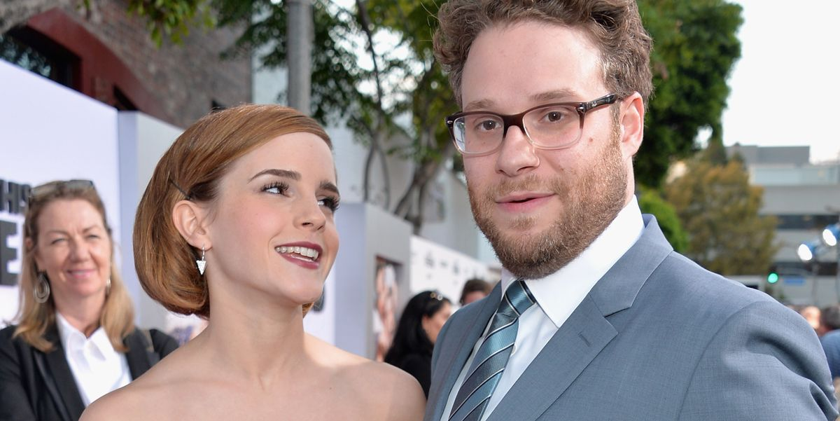 Seth Rogen Confirms Emma Watson Walked Off the Set of His Movie: 'She Was Probably Right'