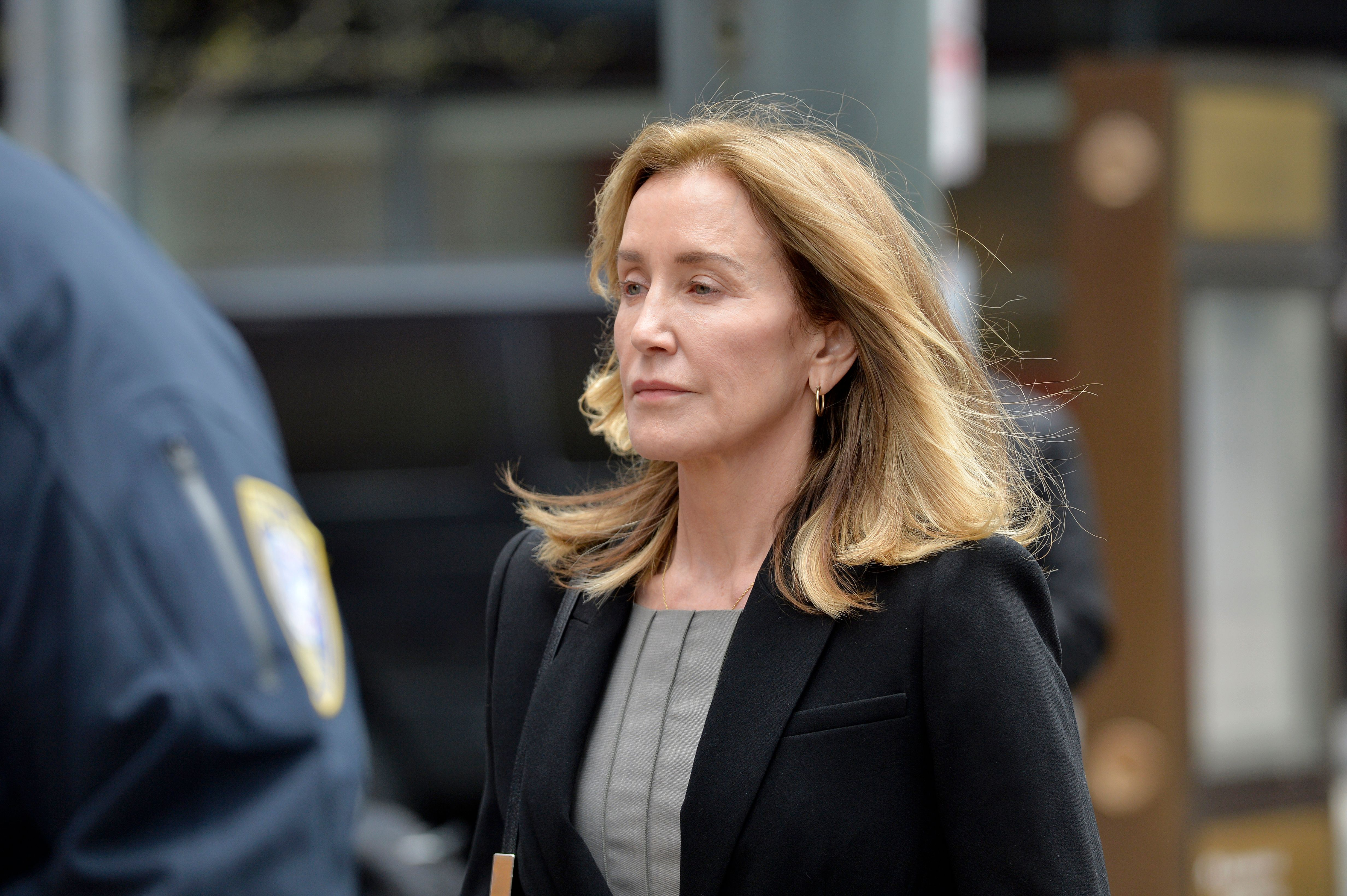 How Felicity Huffman and William H. Macy Became Involved the College Admissions Scandal