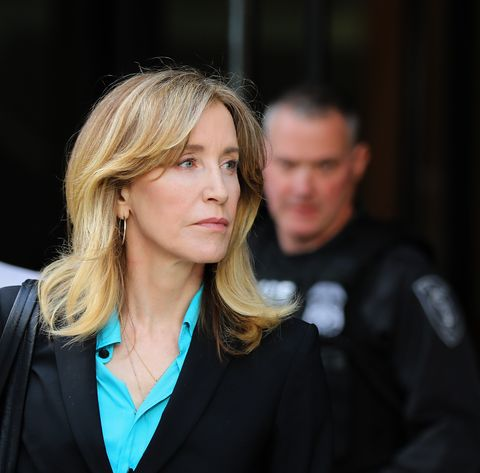 Felicity Huffman carcel prision