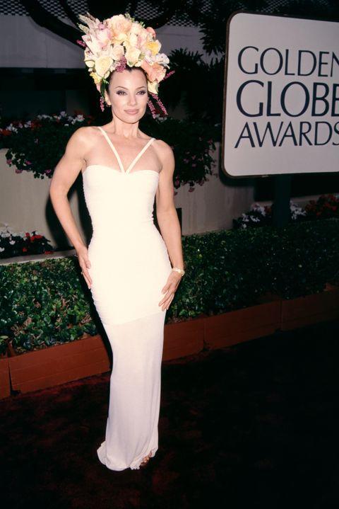 Most Unique Golden Globes Looks - Fran Drescher