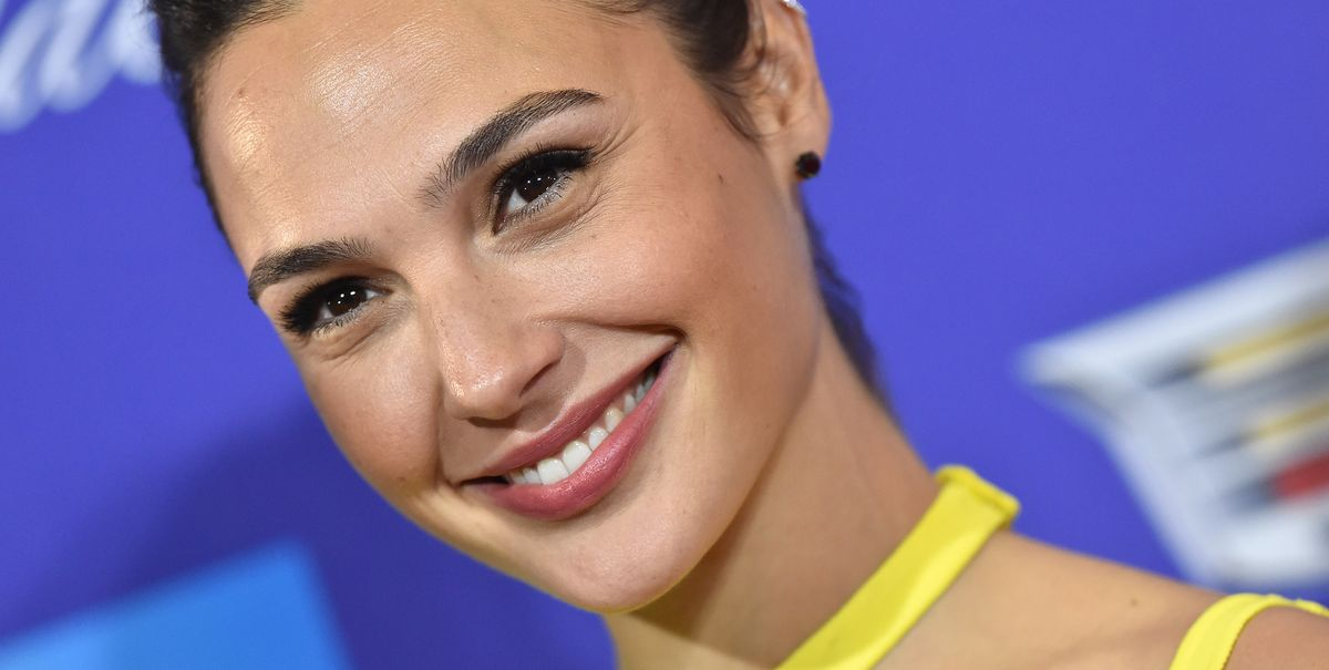 Gal Gadot Reveals the Exact Skincare Products That Give Her a Superhuman Glow