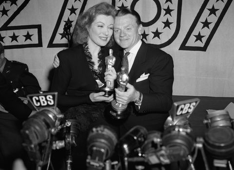 oscar winners greer garson and james cagney