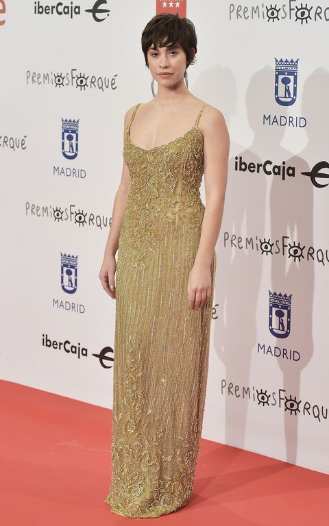 Red Carpet - 'Jose Maria Forque' Awards 2020