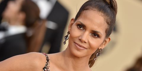Halle Berry at24th Annual Screen ActorsÊGuild Awards - Arrivals