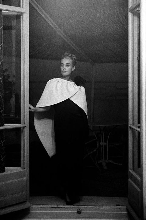 jeanne moreau in cannes