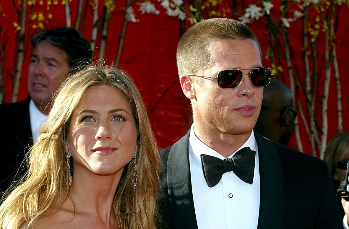 Jennifer Aniston 'Invited Ex Brad Pitt To Her Christmas Party' And This Is The Maturity Level We Aim For