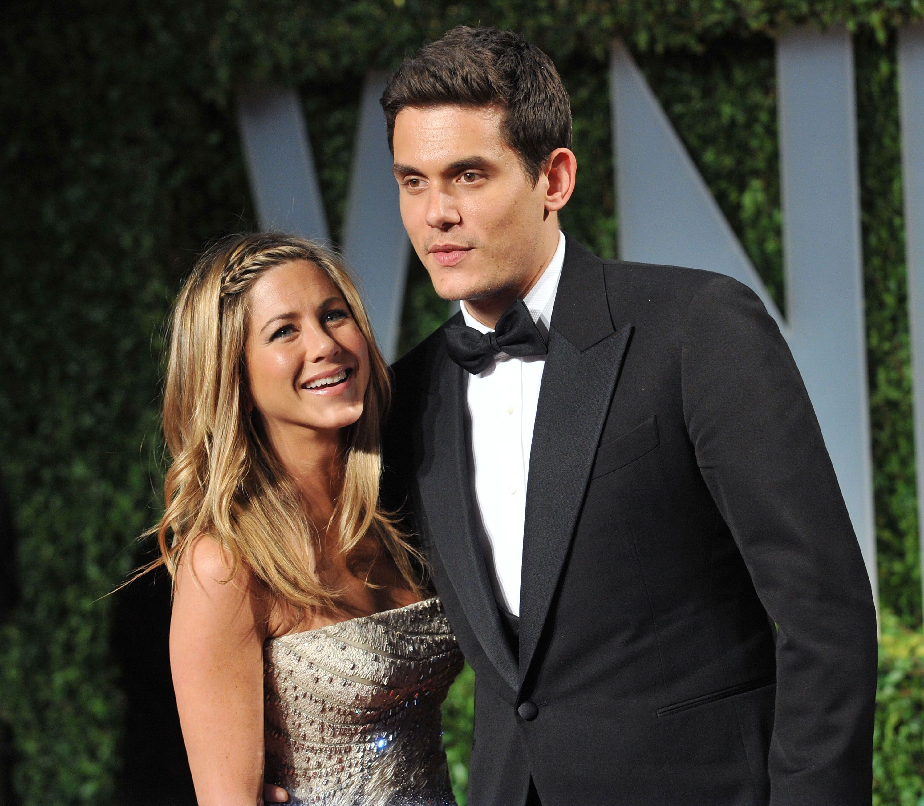 Jennifer Aniston Had a Lot to Say During John Mayer's Instagram Live Show