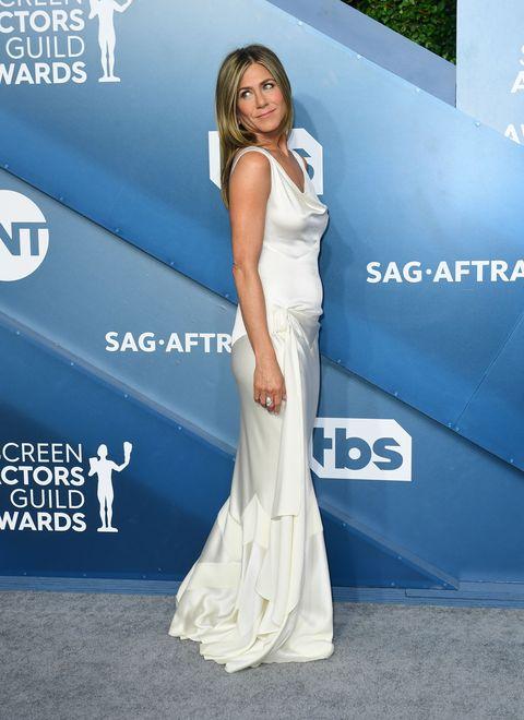 "Jennifer Aniston Describes Rumors of Her and Brad Pitt's Reunion as ""Hilarious"""