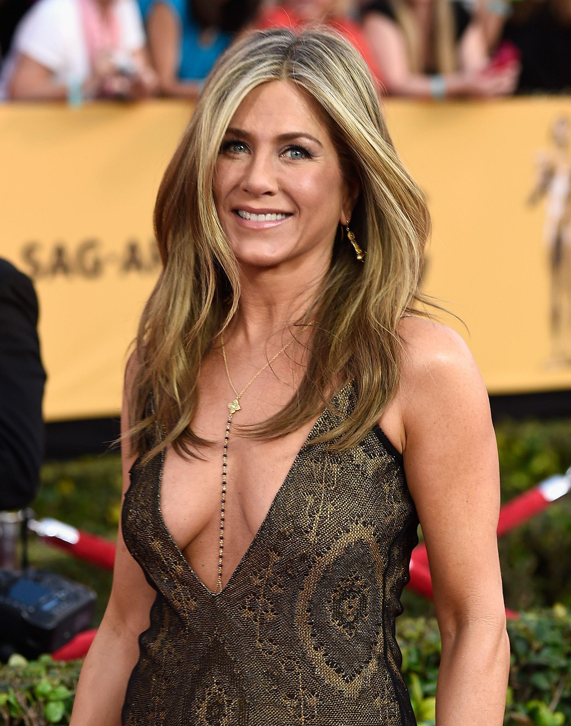 Jennifer Aniston reveals all the odd jobs she had before Friends