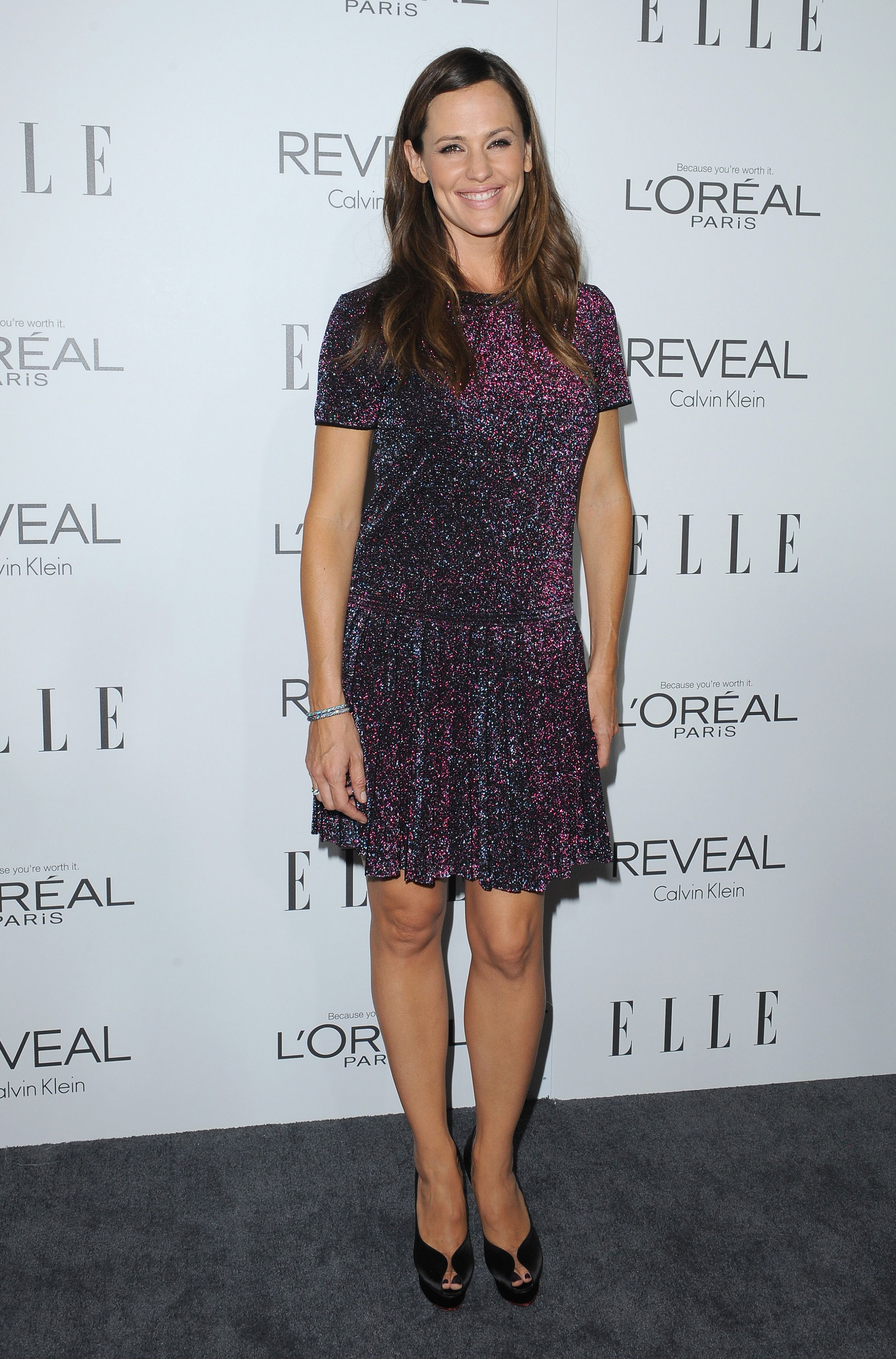 October 20, 2014 At the 21st Annual ELLE Women In Hollywood Awards in Beverly Hills.